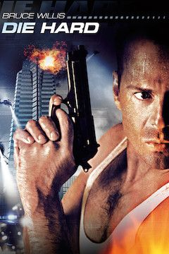 Die Hard movie poster.