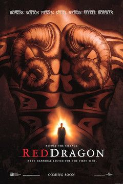 Red Dragon movie poster.