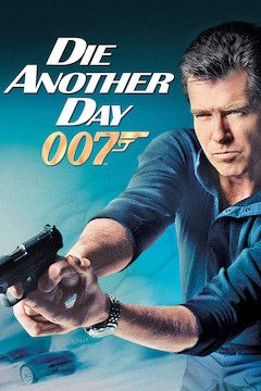 Die Another Day movie poster.