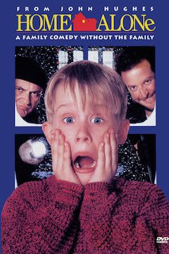 Home Alone movie poster.
