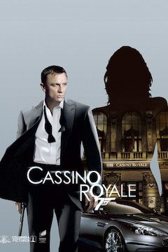 Casino Royale movie poster.