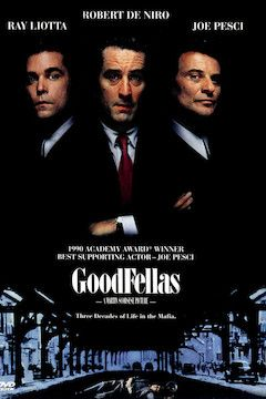 Goodfellas movie poster.