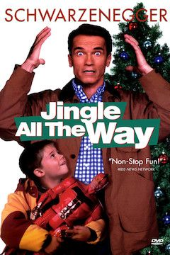 Jingle All the Way movie poster.
