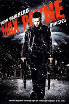 Max Payne movie poster.