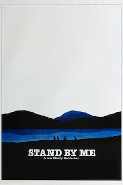 Poster for the movie Stand by Me