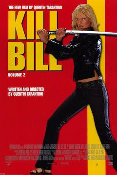 Poster for the movie Kill Bill: Vol. 2