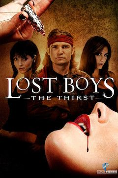 Lost Boys: The Thirst movie poster.