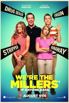 Poster for the movie We're the Millers