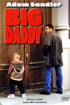 Big Daddy movie poster.
