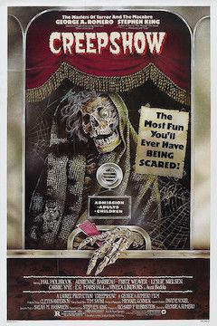 Creepshow movie poster.