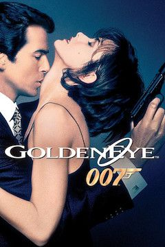Poster for the movie GoldenEye
