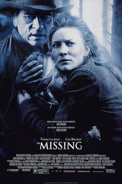 The Missing movie poster.
