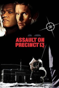 Assault on Precinct 13 movie poster.