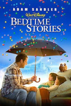 Bedtime Stories movie poster.