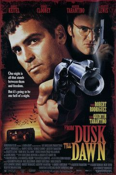 From Dusk Till Dawn movie poster.