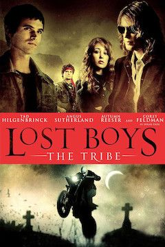 Lost Boys: The Tribe movie poster.