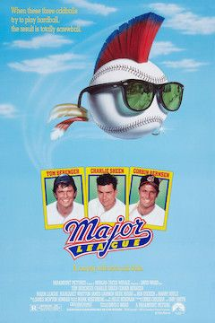 Major League movie poster.
