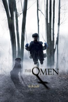 The Omen movie poster.