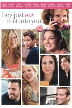 He's Just Not That Into You movie poster.