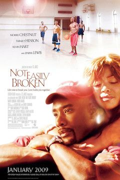Poster for the movie Not Easily Broken