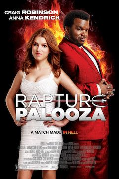 Rapture-Palooza movie poster.