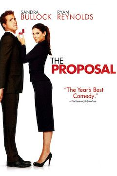 The Proposal movie poster.