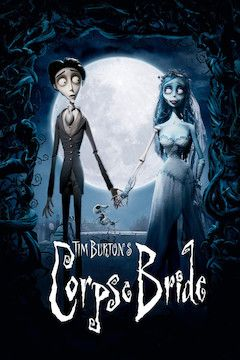 Poster for the movie Corpse Bride