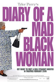 Poster for the movie Diary of a Mad Black Woman