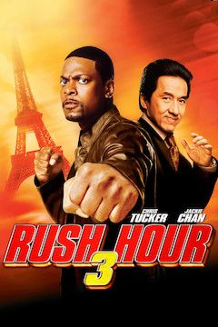 Rush Hour 3 movie poster.