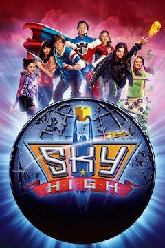 Sky High movie poster.