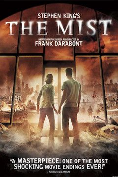 The Mist movie poster.