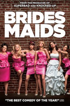 Bridesmaids movie poster.