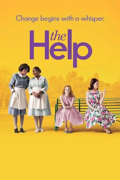 The Help movie poster.