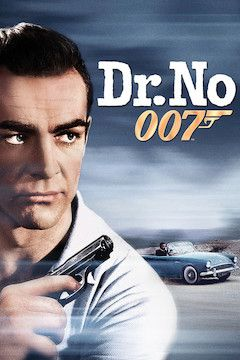 Poster for the movie Dr. No
