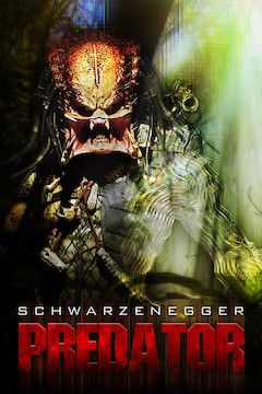 Predator movie poster.