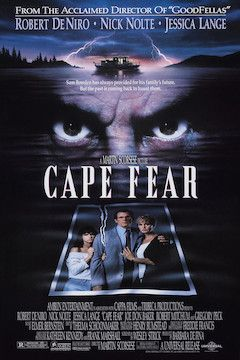 Cape Fear movie poster.