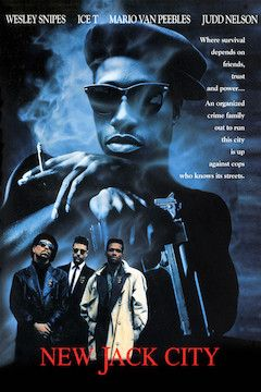New Jack City movie poster.
