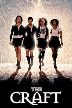 The Craft movie poster.