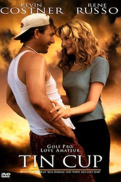 Tin Cup movie poster.