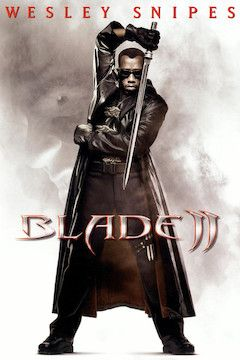 Blade II movie poster.
