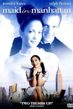 Maid in Manhattan movie poster.