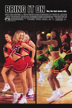 Bring It On movie poster.