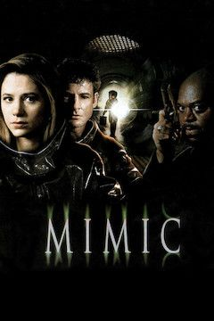 Mimic movie poster.
