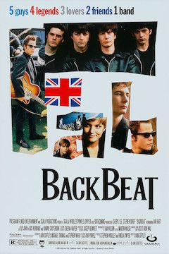 Backbeat movie poster.