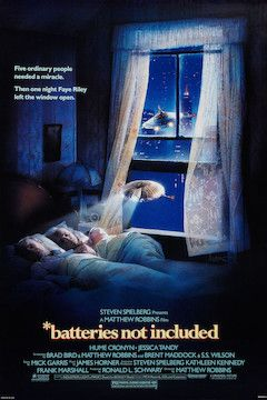 Batteries Not Included movie poster.