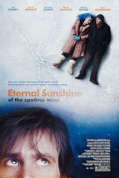 Eternal Sunshine of the Spotless Mind movie poster.