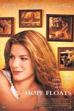 Hope Floats movie poster.