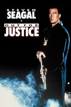 Out for Justice movie poster.