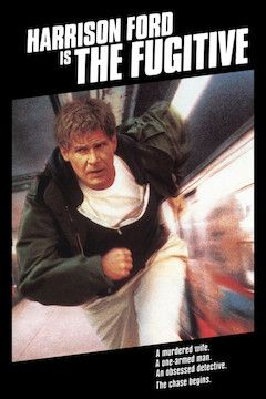 The Fugitive movie poster.