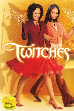 Twitches movie poster.